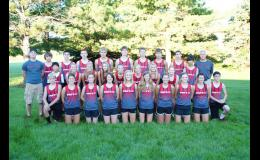 Ram cross country team