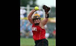 Junior Marissa Promes improved her pitching record to 24-4 leading the Greene County softball team to a 2-0 victory over Center Point-Urbana in the state softball tournament. Promes also provided a solo home run in the top of the fifth inning.