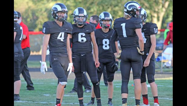 The Greene County Rams return plenty of starters from a team which went 7-3 last fall, hoping to take it even a step further this time around.  BRANDON HURLEY | JEFFERSON HERALD
