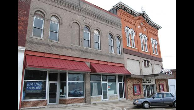Pillar Technology has plans to renovate the two-story double-storefront former IOOF building just off the Square on East State Street
