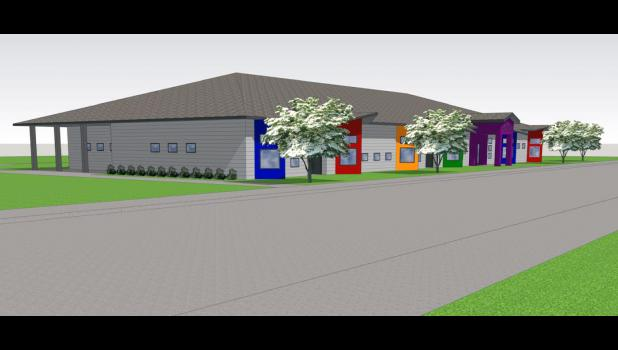 The Greene County Early Learning Center plans to serve an additional 50 children in a new building.