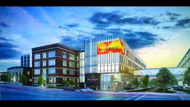 Wild Rose filed an application in February with the Iowa Racing and Gaming for a casino development in Cedar Rapids. The filing references success in Jefferson in making the case for a proposed $40-million casino in Cedar Rapids, the state's second-largest city.