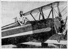 Arthur J. Davis was born in Grand Junction. He later became one of the world's most famous pilots, flying for more than 50 years while conducting thousands of air shows.  PHOTO COURTESY OF THE BILLINGS GAZETTE